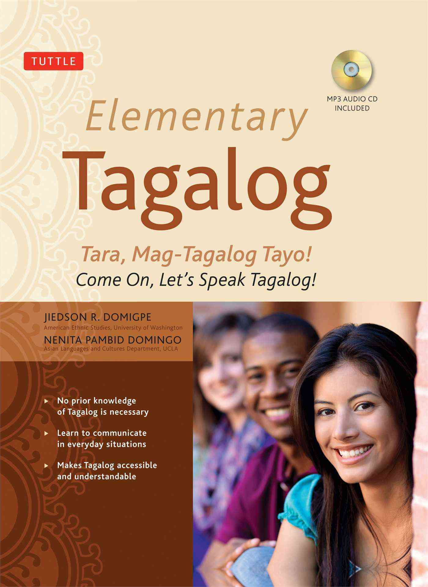 Elementary Tagalog By Domigpe, Jiedson R./ Domingo, Nenita Pambid (CON)